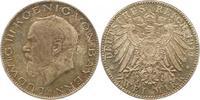 2 Mark 1914  D Bayern Ludwig III. 1913-1918. Schöne Patina. Fast Stempe... 95,00 EUR  zzgl. 4,00 EUR Versand