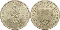 3 Mark 1930  F Weimarer Republik  Fast Stempelglanz  95,00 EUR  zzgl. 4,00 EUR Versand