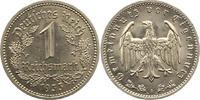 Reichsmark 1934  A Drittes Reich  Vorzüglich - Stempelglanz  10,00 EUR  zzgl. 4,00 EUR Versand