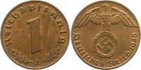 Reichspfennig 1940  J Drittes Reich  Fast Stempelglanz  25,00 EUR  zzgl. 4,00 EUR Versand