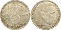 2 Mark 1936  G Drittes Reich  Vorzüglich - Stempelglanz  95,00 EUR  zzgl. 4,00 EUR Versand