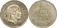 2 1/2 Silbergroschen 1865 Hessen-Kassel Friedrich Wilhelm I. 1847-1866.... 65,00 EUR  zzgl. 4,00 EUR Versand