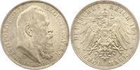 3 Mark 1911  D Bayern Luitpold. Fast Stempelglanz  35,00 EUR  zzgl. 4,00 EUR Versand