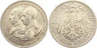 3 Mark 1915  A Mecklenburg-Schwerin Friedrich Franz IV. 1897-1918. Vorz... 215,00 EUR  zzgl. 4,00 EUR Versand