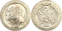 3 Mark Uni Berlin 1910  A Preußen Wilhelm II. 1888-1918. Fast Stempelgl... 95,00 EUR  zzgl. 4,00 EUR Versand