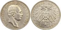 5 Mark 1914  E Sachsen Friedrich August III. 1904-1918. Vorzüglich - St... 125,00 EUR  zzgl. 4,00 EUR Versand