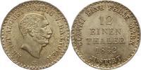 1/12 Taler 1842  S Braunschweig-Calenberg-Hannover Ernst August 1837-18... 60,00 EUR  zzgl. 4,00 EUR Versand