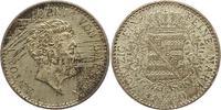 1/6 Taler 1829 Sachsen-Albertinische Linie Anton 1827-1836. Stempelglanz  345,00 EUR kostenloser Versand