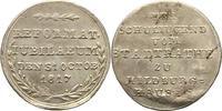 Silbermedaille 1817 Sachsen-Hildburghausen Friedrich 1780-1826. Stempel... 125,00 EUR  zzgl. 4,00 EUR Versand