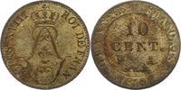 10 Centimes 1818 Französisch Guiana Louis XVII. 1814-1824. Schöne Patin... 135,00 EUR  zzgl. 4,00 EUR Versand