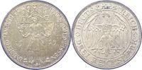 3 Mark Meissen 1929  E Weimarer Republik  Schöne Patina. Vorzüglich +  50,00 EUR  zzgl. 4,00 EUR Versand