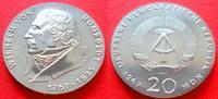20 Mark 1967 DDR Wilhelm von Humboldt Stempelglanz  68,00 EUR  zzgl. 5,00 EUR Versand