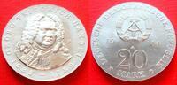 20 Mark 1984 DDR Georg Friedrich Händel Stempelglanz  105,00 EUR  zzgl. 5,00 EUR Versand