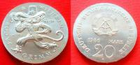 20 Mark 1986 DDR Grimm Stempelglanz  221,00 EUR  zzgl. 5,00 EUR Versand