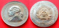 5 Mark 1978 DDR Friedrich Klopstock Stempelglanz  13,00 EUR