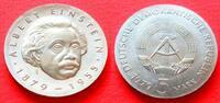 5 Mark 1979 DDR Albert Einstein Stempelglanz  35,00 EUR  zzgl. 5,00 EUR Versand