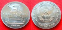 5 Mark 1974 DDR Philipp Reis Stempelglanz  11,00 EUR  zzgl. 5,00 EUR Versand