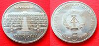 5 Mark 1986 DDR Schloß Sanssouci Potsdam Stempelglanz  5,00 EUR  zzgl. 5,00 EUR Versand
