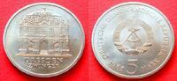 5 Mark 1985 DDR Dresdner Zwinger Stempelglanz  12,00 EUR  zzgl. 5,00 EUR Versand