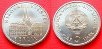 5 Mark 1987 DDR Nikolai-Viertel Stempelglanz  4,00 EUR  zzgl. 5,00 EUR Versand