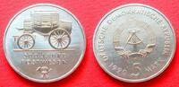5 Mark 1990 DDR 500 Jahre Postwesen Stempelglanz  5,00 EUR  zzgl. 5,00 EUR Versand