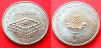 5 Mark 1990 DDR Zeughaus Stempelglanz  4,00 EUR  zzgl. 5,00 EUR Versand