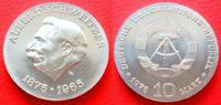 10 Mark 1975 DDR Albert Schweitzer Stempelglanz  26,00 EUR  zzgl. 5,00 EUR Versand