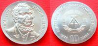 10 Mark 1978 DDR Justus von Liebig Stempelglanz  48,00 EUR