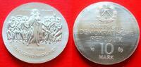 10 Mark 1983 DDR Richard Wagner Stempelglanz  34,00 EUR  zzgl. 5,00 EUR Versand