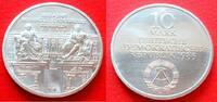 10 Mark 1985 DDR Humboldtuniversität Stempelglanz  62,00 EUR  zzgl. 5,00 EUR Versand
