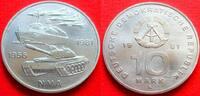 10 Mark 1981 DDR 25 Jahre NVA Stempelglanz  5,00 EUR  zzgl. 5,00 EUR Versand