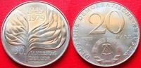 20 Mark 1979 DDR 30 Jahre DDR, Blattprobe Stempelglanz  68,00 EUR  zzgl. 5,00 EUR Versand