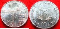 10 Mark 1974 DDR Städtemotiv Stempelglanz  31,00 EUR