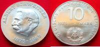 10 Mark 1975 DDR Albert Schweitzer Probe Stempelglanz  72,00 EUR  zzgl. 5,00 EUR Versand