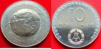 10 Mark 1978 DDR Weltraumflug UdSSR - DDR Stempelglanz  6,50 EUR