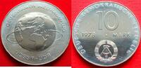 10 Mark 1978 DDR Weltraumflug UdSSR - DDR Stempelglanz  5,00 EUR  +  5,00 EUR shipping