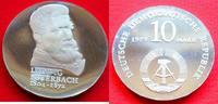 10 Mark 1979 DDR Ludwig Feuerbach Silber in Kapsel Polierte Platte offe... 79,00 EUR  zzgl. 5,00 EUR Versand