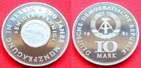 10 Mark 1981 DDR 700 J. Münze Berlin in Kapsel Polierte Platte offen, P... 37,00 EUR  zzgl. 5,00 EUR Versand