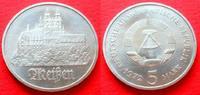 5 Mark 1972 DDR Meißen 1972 Stempelglanz  3,00 EUR