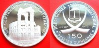 150 Pesetas 1970 Aequatorialguinea 100 J. Hauptstadt Rom, Kolosseum, ov... 39,00 EUR  zzgl. 5,00 EUR Versand