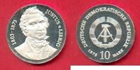 10 Mark 1978 DDR Justus von Liebig Silber in Kapsel Polierte Platte off... 62,00 EUR  zzgl. 5,00 EUR Versand