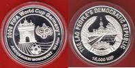 15.000 Kip 2004 Laos Anousavari Monument - Fußball WM 2006 Deutschland ... 21,00 EUR  zzgl. 5,00 EUR Versand