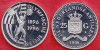 25 Gulden 1995 Niederlänische Antillen Gewichtheben - Olympiade Atlanta... 23,00 EUR  zzgl. 5,00 EUR Versand