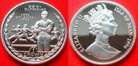 1 Crown 1995 Isle of Man Kurzstreckenlauf, Olympiade 1996 Atlanta Polie... 17,00 EUR  zzgl. 5,00 EUR Versand