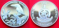 20 Vatu 1994 Vanuatu Eisvogel, Tierwelt, WWF, Endangered Wildlife Polie... 19,00 EUR  zzgl. 5,00 EUR Versand