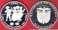 10 Bal 1982 Panama UNICEF International Year of the Child - Jahr des Ki... 19,00 EUR  zzgl. 5,00 EUR Versand