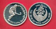 5 Pfund 1992 Aegypten Olympiade 1992 Barcelona, Hockey Polierte Platte ... 14,00 EUR  zzgl. 5,00 EUR Versand