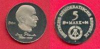 5 Mark 1983 DDR Max Planck Polierte Platte offen, Proof PP  36,00 EUR  zzgl. 5,00 EUR Versand