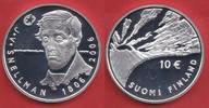 10 Euro 2006 Finnland Eurostar - Europastern, J. V. Snellman Polierte P... 18,00 EUR  zzgl. 5,00 EUR Versand