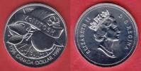1 Dollar 1996 Kanada Mc-Intosh Apfel Prooflike PL  15,00 EUR  zzgl. 5,00 EUR Versand